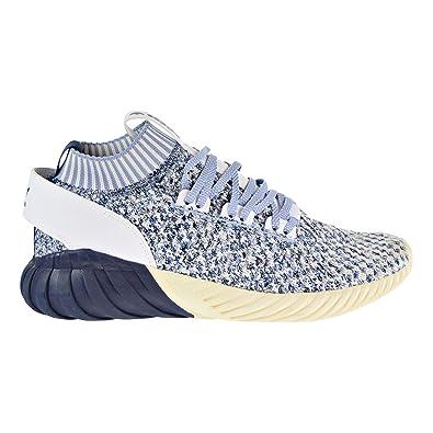 Adidas Men s Tubular Doom Sock Blue White CQ0946 (Size  8)  Buy ... 51d5f7d79