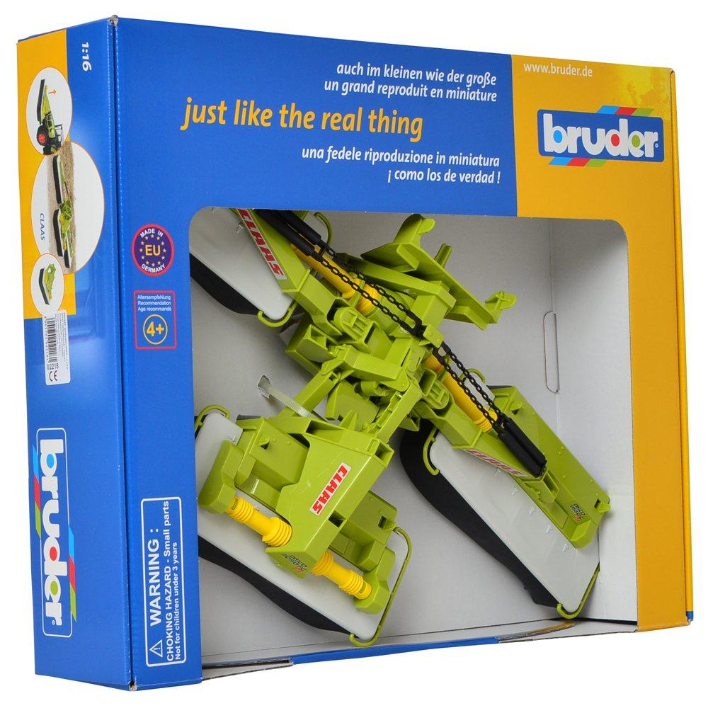 BRUDER 02218 Claas Disco 8550 C Dreifach Mähwerk günstig kaufen Spielzeugautos & Zubehör