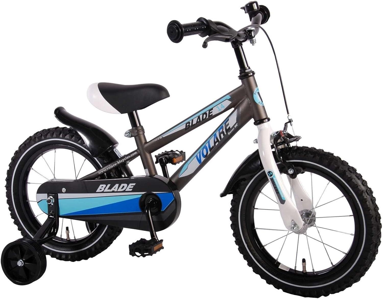 14 pulgadas bicicleta Calidad bicicleta infantil con ruedines ...