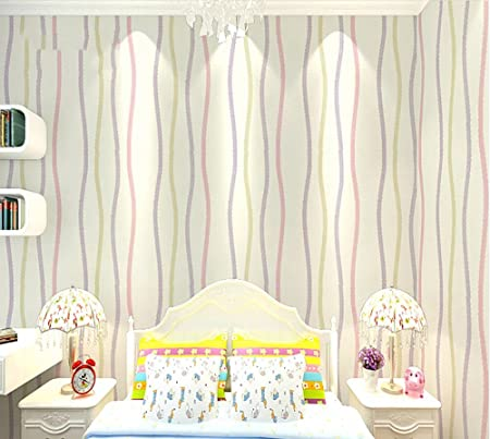 Pvc Waterproof Self Adhesive Wallpaper Wallpaper Bedroom Wall