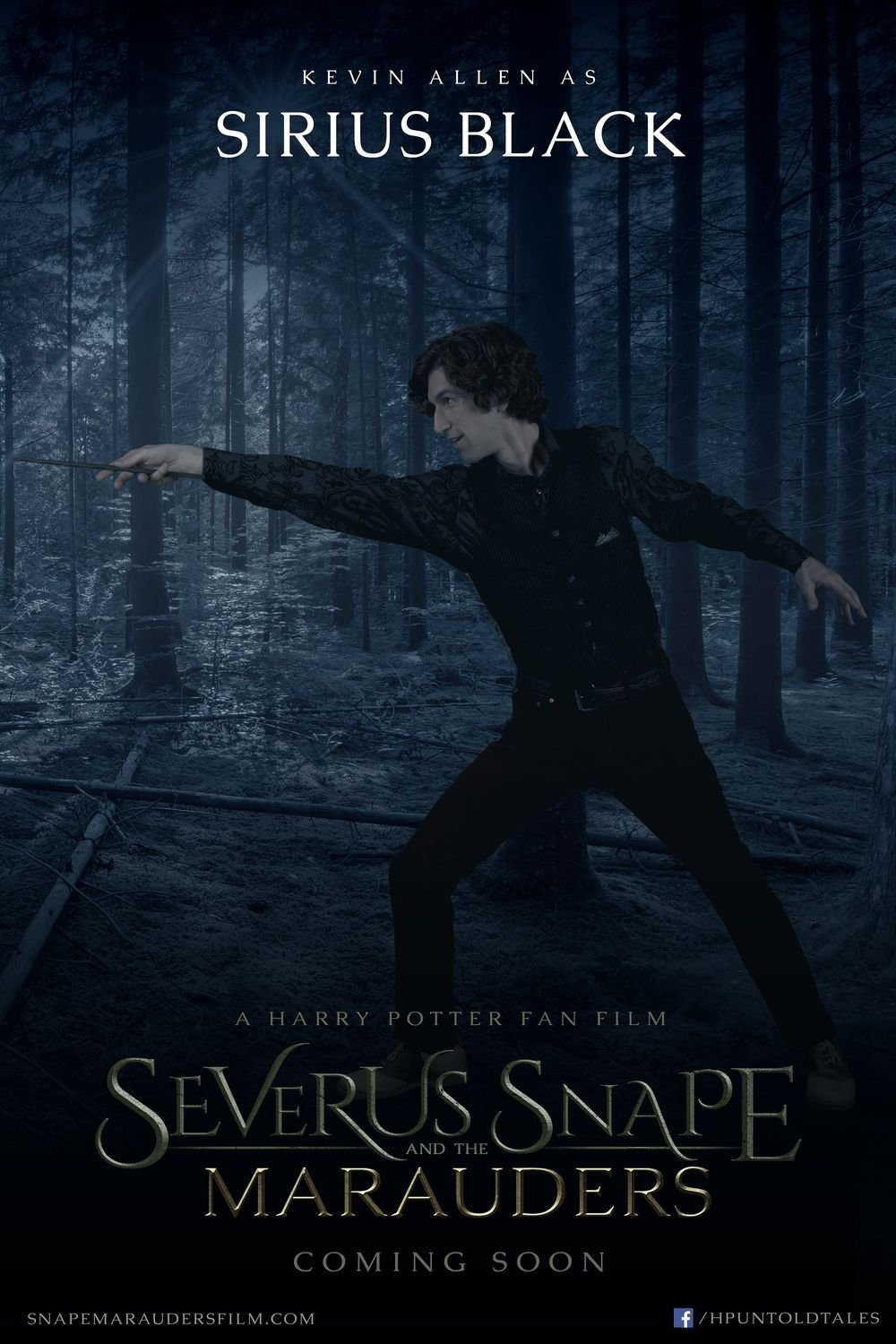 Poster Severus Snape and The Marauders Movie 70 X 45 cm ...