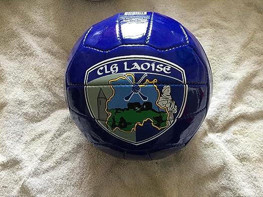 LAOIS - Balón de Fútbol Oficial del Condado de Irlanda, Tamaño 5 ...