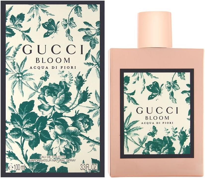 Gucci Bloom Acqua di Fiori Eau de Parfum Spray para Mujeres - 100 ml