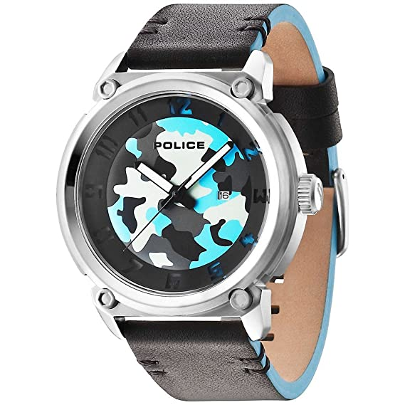 POLICE WATCHES ARMOR relojes hombre R1451247001