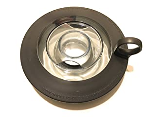 Breville Outer And Inner Lid With Ring Pull And Silicone Seal For Blender Models BBL600XL, BBL550XL, BJB840XL, BBL605XL - New Version
