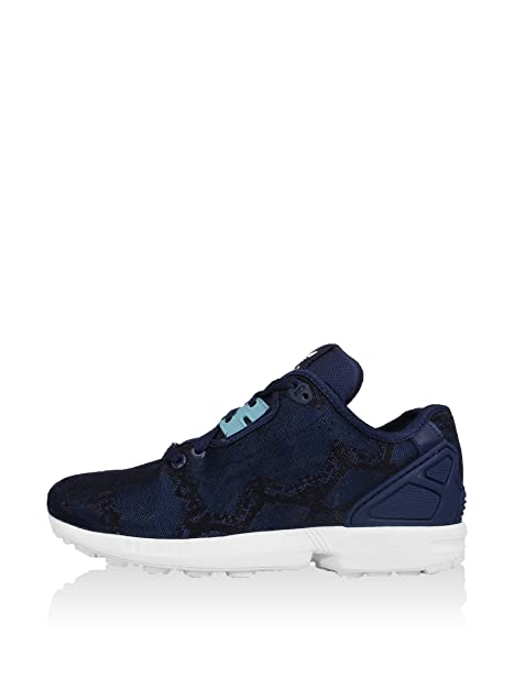 adidas Zapatillas ZX Flux Decon Woman Azul Marino/Negro EU 36 (UK 3.5): Amazon.es: Zapatos y complementos