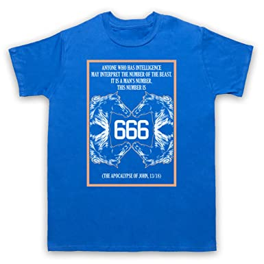 Inspiriert durch Aphrodite's Child 666 The Four Horsemen Unofficial Herren T -Shirt: Amazon.de: Bekleidung