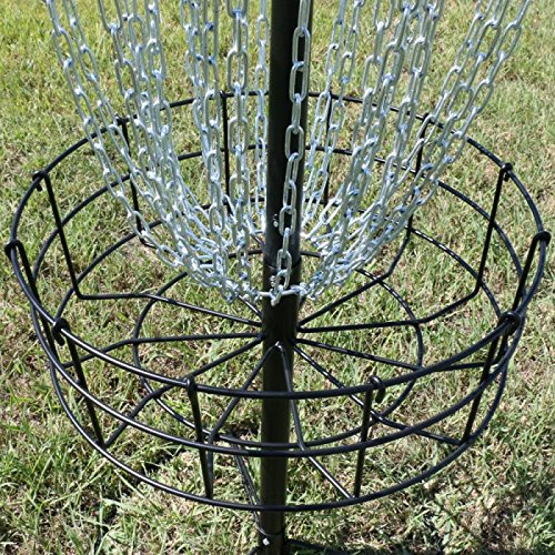 Review Dynamic Discs Recruit 26 Chain Portable Disc Golf Basket Target