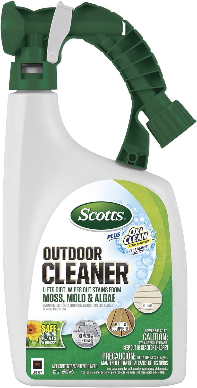 Best Spray Deck cleaner: Scotts Plus Oxi-Clean Deck Cleaner