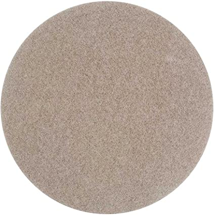 p Lot de 5 r/ésistant polyester 406 mm RETOL disques superpad monobrosses vert