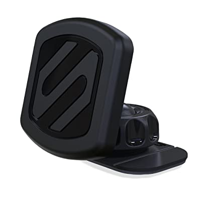 Scosche MAGDM MagicMount Universal Magnetic Mount Holder for Mobile Devices, Black: Kitchen & Dining