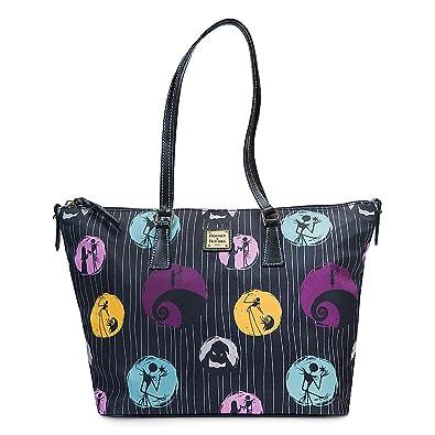 Nightmare Before Christmas Purses Handbags.Dooney Bourke Disney Tim S Burton S The Nightmare Before Christmas Shopper Tote