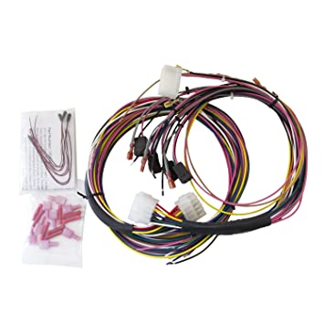Amazon.com: Auto Meter 2198 Universal Gauge Wire Harness (for Tach