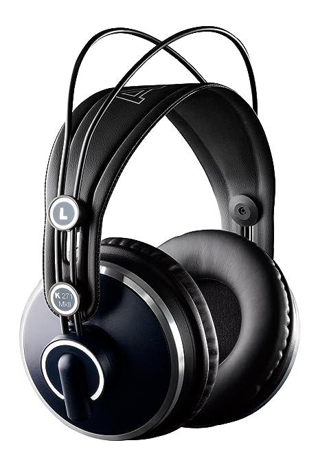 114 opinioni per AKG K271 MKII Cuffie da Studio Professionali, Over-Ear, Nero