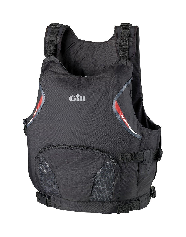 珍しい Gill XL USCG認定サイドジップライフジャケット XL ブラック/レッド ブラック B00GOEKMHM/レッド B00GOEKMHM, 大切な:4cd57e59 --- a0267596.xsph.ru