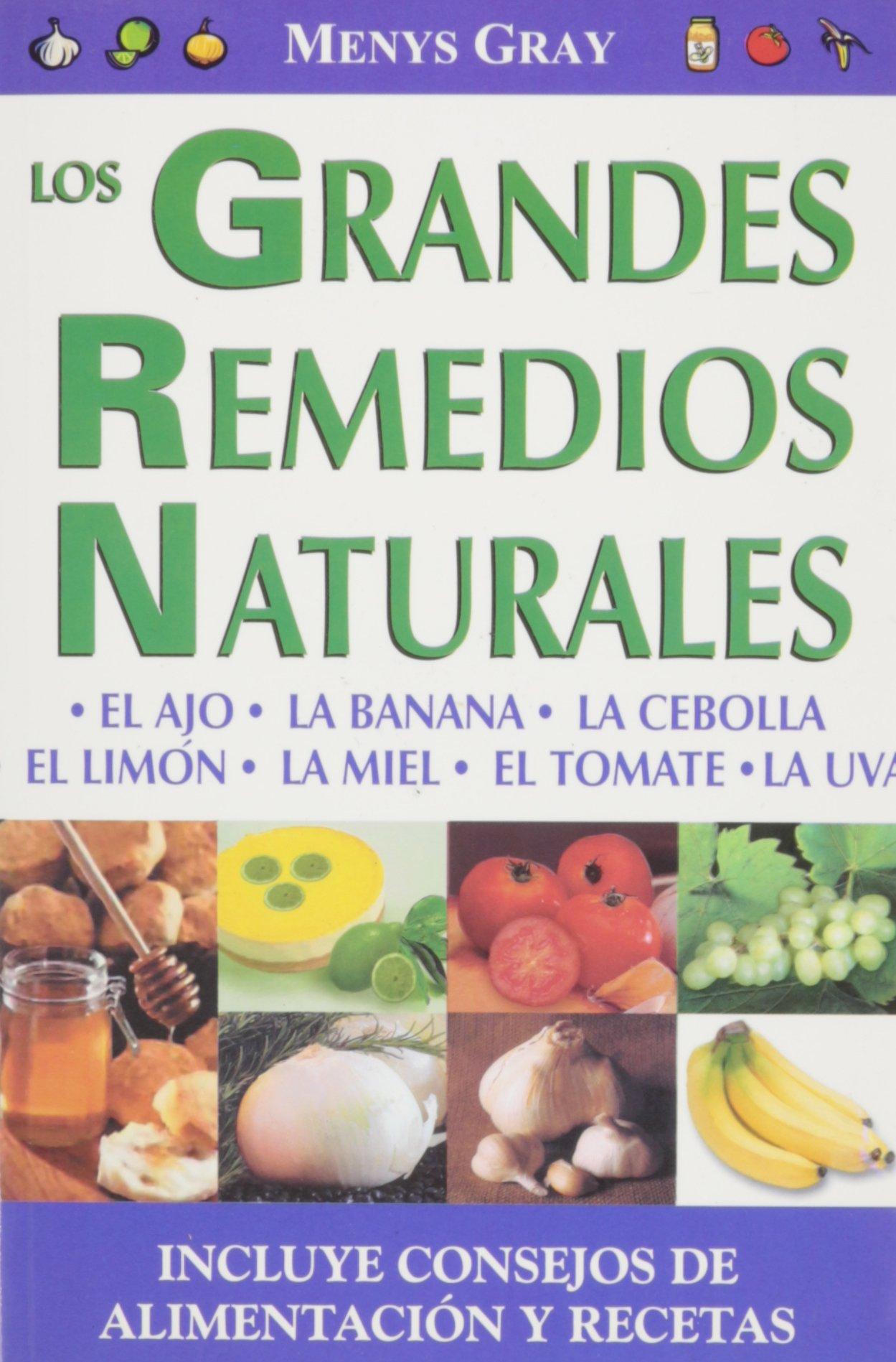 Ajo, cebolla, miel y limón (Spanish Edition)