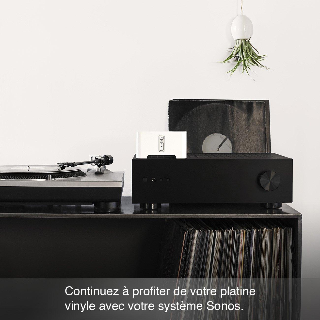 Sonos Connect 1776009 - Reproductor de zona, blanco: Amazon.es ...