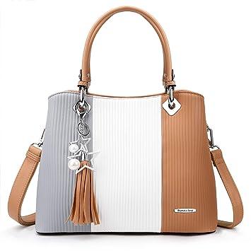 haut de gamme véritable Design moderne beaucoup de choix de Pomelo Best Sac à Main Femme Sac Bandoulière Femme Cabas Sac ...