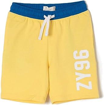 ZIPPY Pantalones Cortos Deportivos para Niños: Amazon.es: Ropa y accesorios