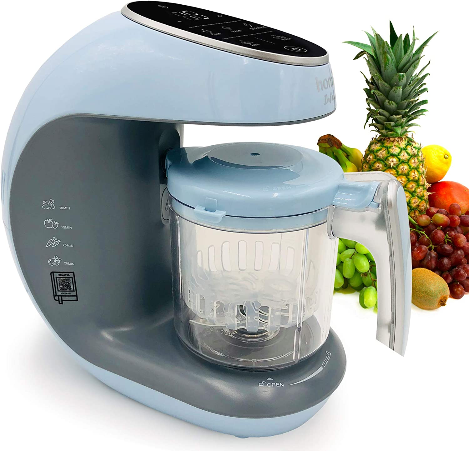 Home Baby Food Blender Chopper