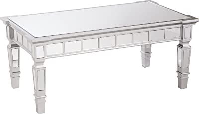 Southern Enterprises AMZ0363KC Glenview Cocktail Table
