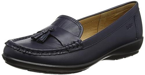 b97e7e312e13 Hotter Women s Abbeyville Loafers  Amazon.co.uk  Shoes   Bags