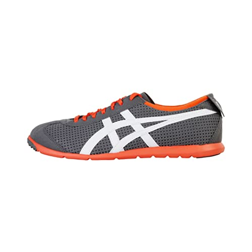 Onitsuka Tiger Zapatillas Rio Runner Gris Blanco   Naranja EU 36   Amazon.es  Zapatos y complementos cd1ecf6bb7ec1