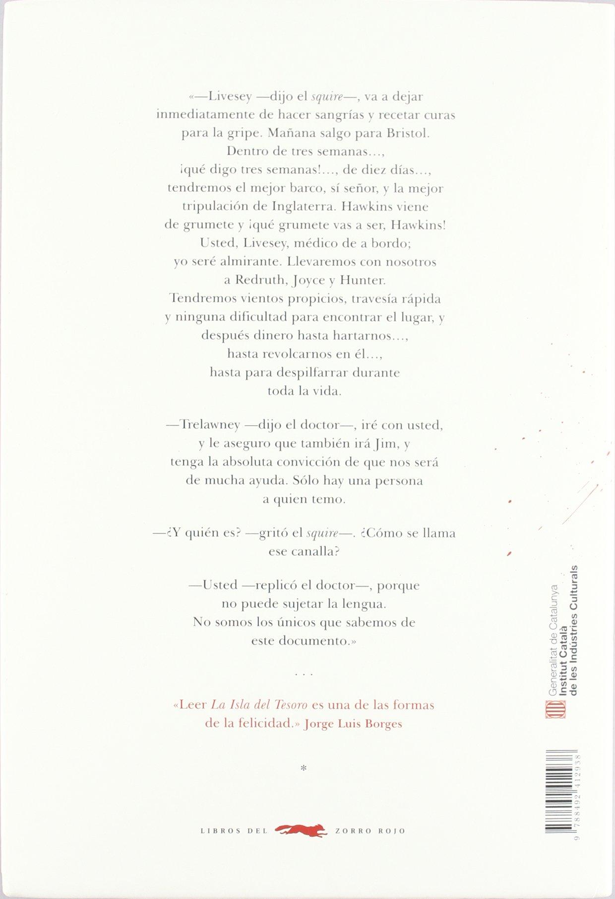 La isla del tesoro: Robert Louis ; Steadman, Ralph; Santoyo Mediavilla, Julio-César; Torroba, José Stevenson: 9788492412938: Amazon.com: Books