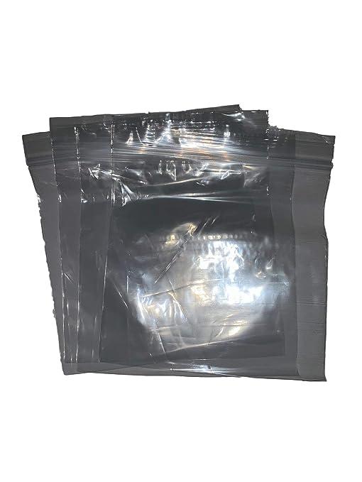 Packitsafe S5-100 - Bolsas de plástico transparente con ...