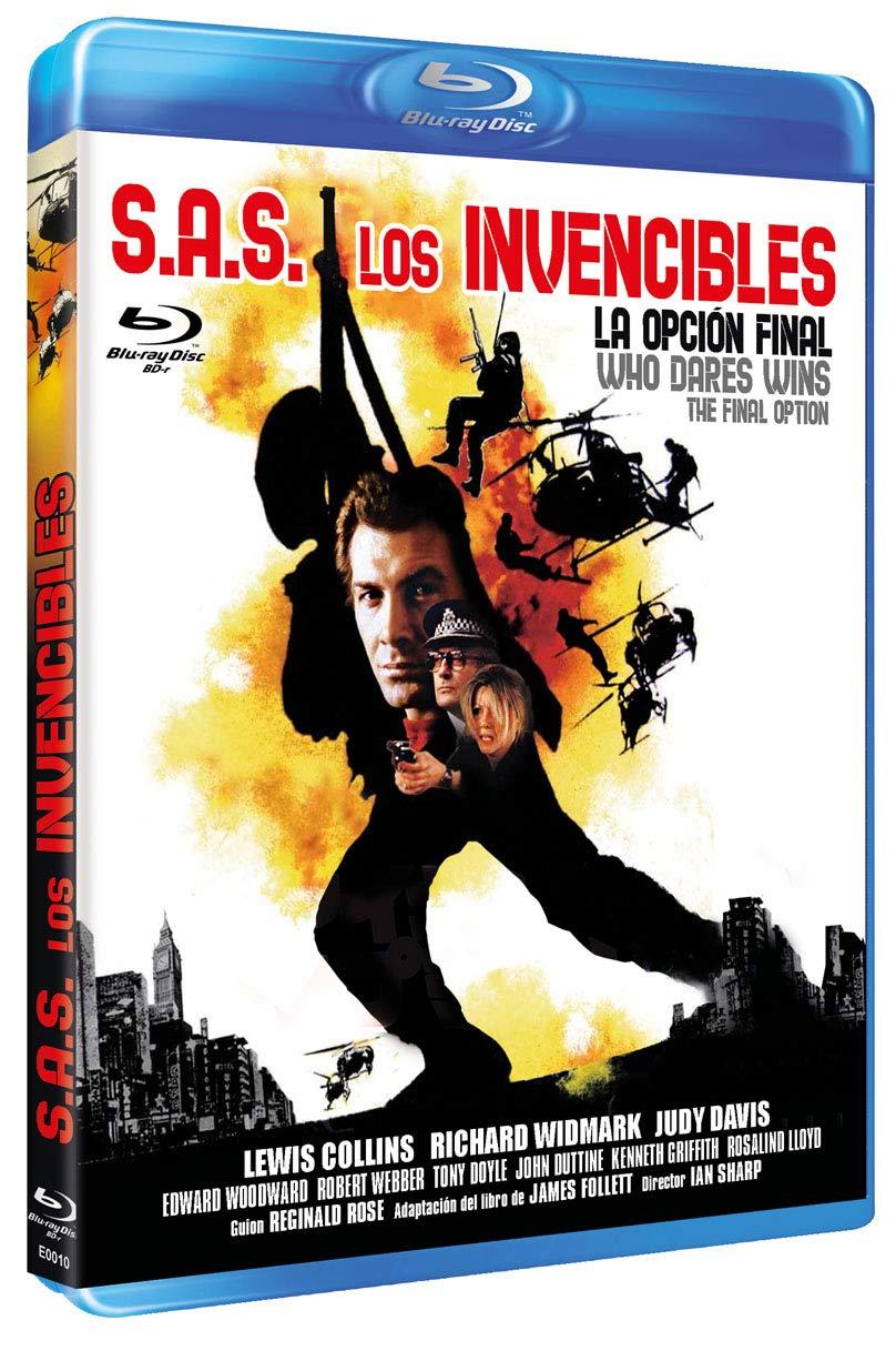 S.A.S. Los Invencibles. La Opción Final (Who Dares Wins. The Final Option) [BD-r] [Blu-ray]