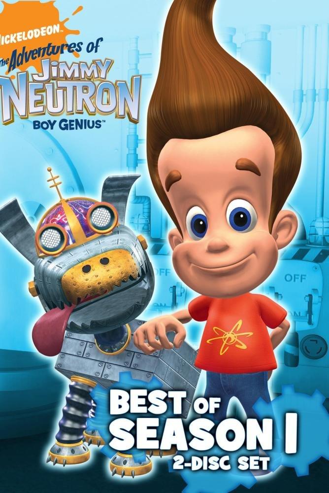 Amazon.com: Jimmy Neutron- The Best of Season 1 (2 Disc Set): Movies ...