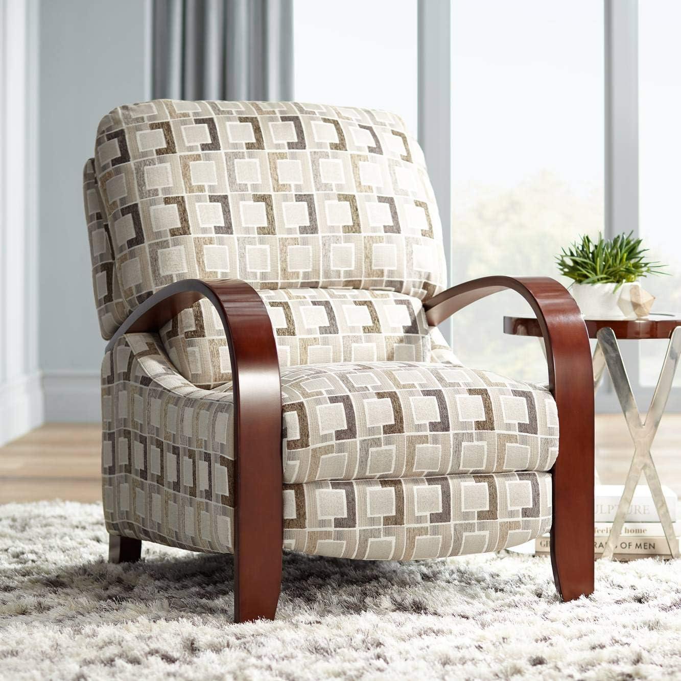 Cooper Timeline Mineral 3-Way Recliner Chair - Elm Lane