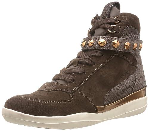 Geox ASneaker Donna D A Alto Hyperspace Collo xBrtsQhdC