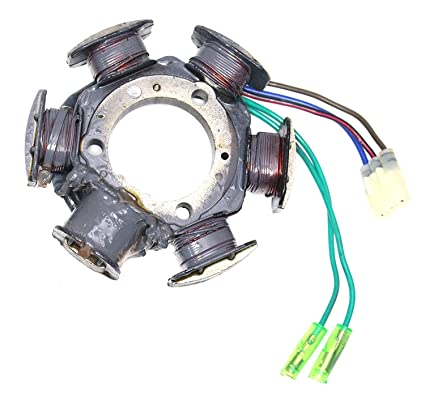 Stator Magneto Compatible with Yamaha 1100 Wave Raider Venture OEM#  63M-85510-00-00/ 63N-85510-00-00