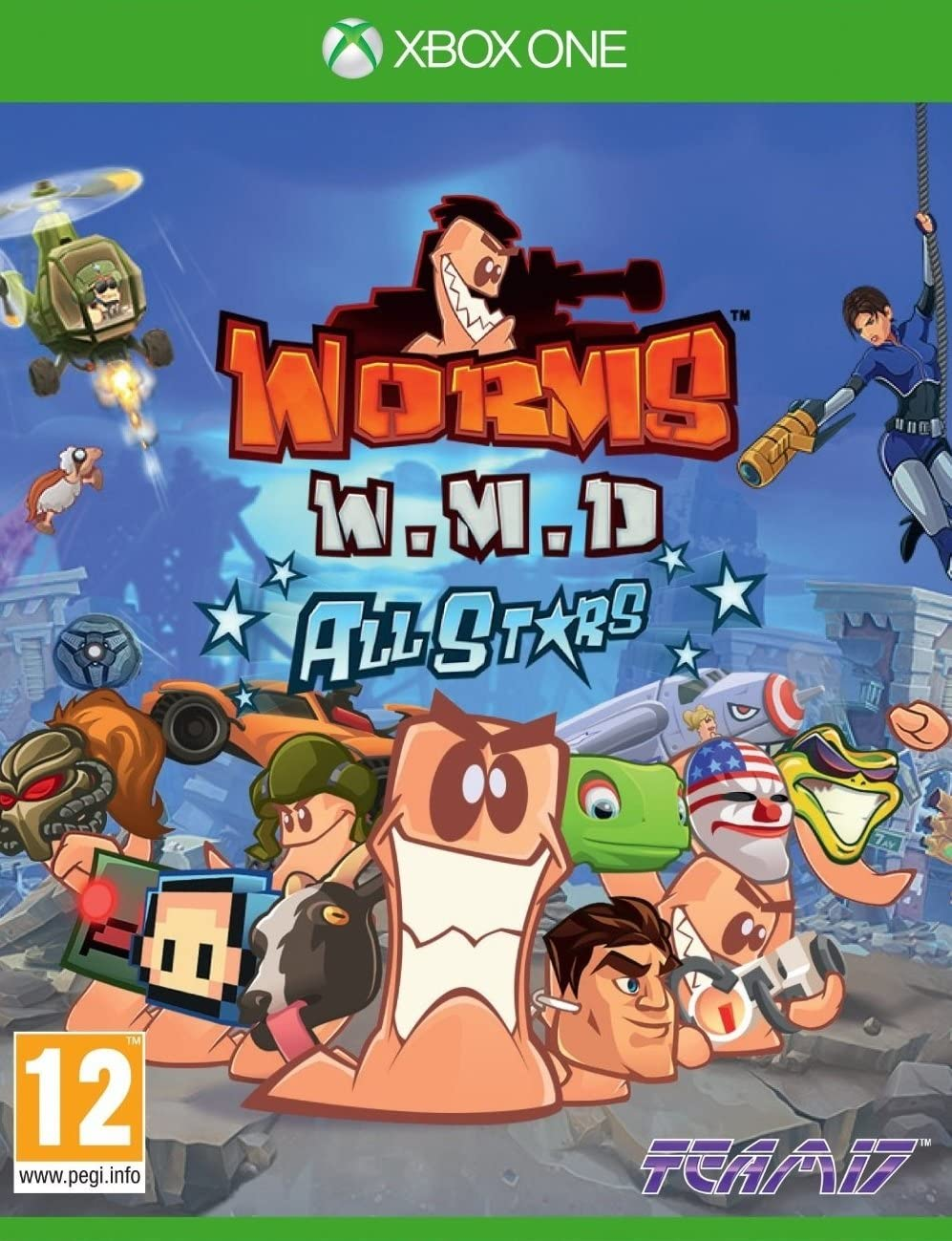Worms: Weapons Of Mass Destruction: Amazon.es: Videojuegos