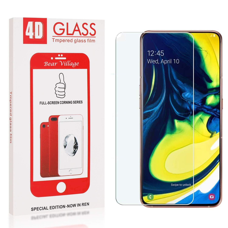 99/% Transparenz Schutzfolie aus Geh/ärtetem Glas f/ür Samsung Galaxy S20 Ultra 1 St/ück Bear Village Displayschutzfolie f/ür Galaxy S20 Ultra Keine Luftblasen 9H H/ärte