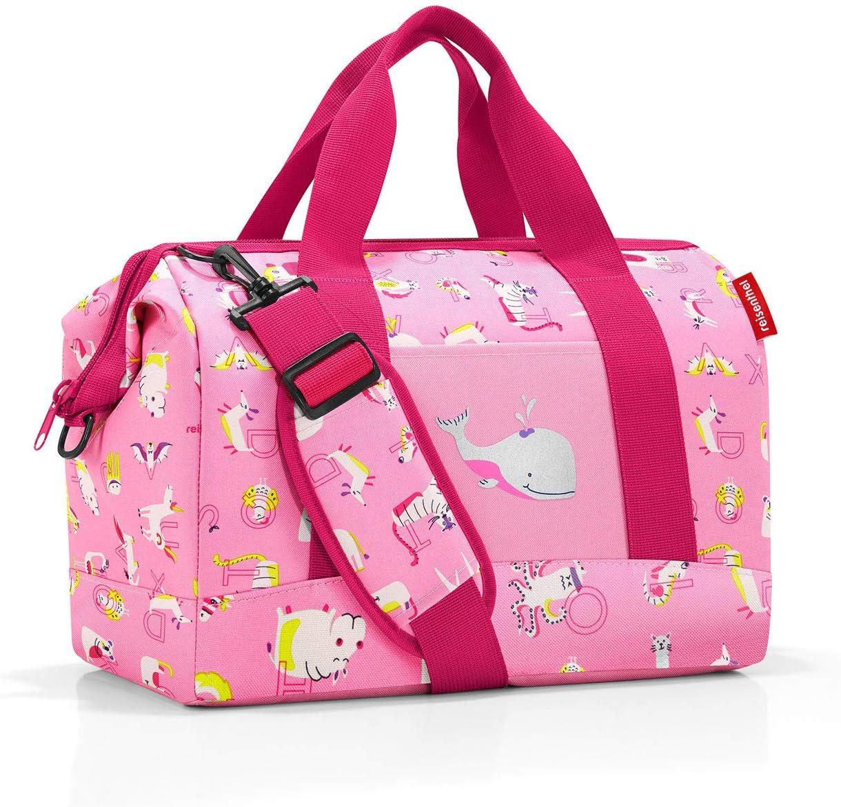 abc friends pink reisenthel allrounder M kids Tasche 40 x 33,5 x 24 cm//18 l