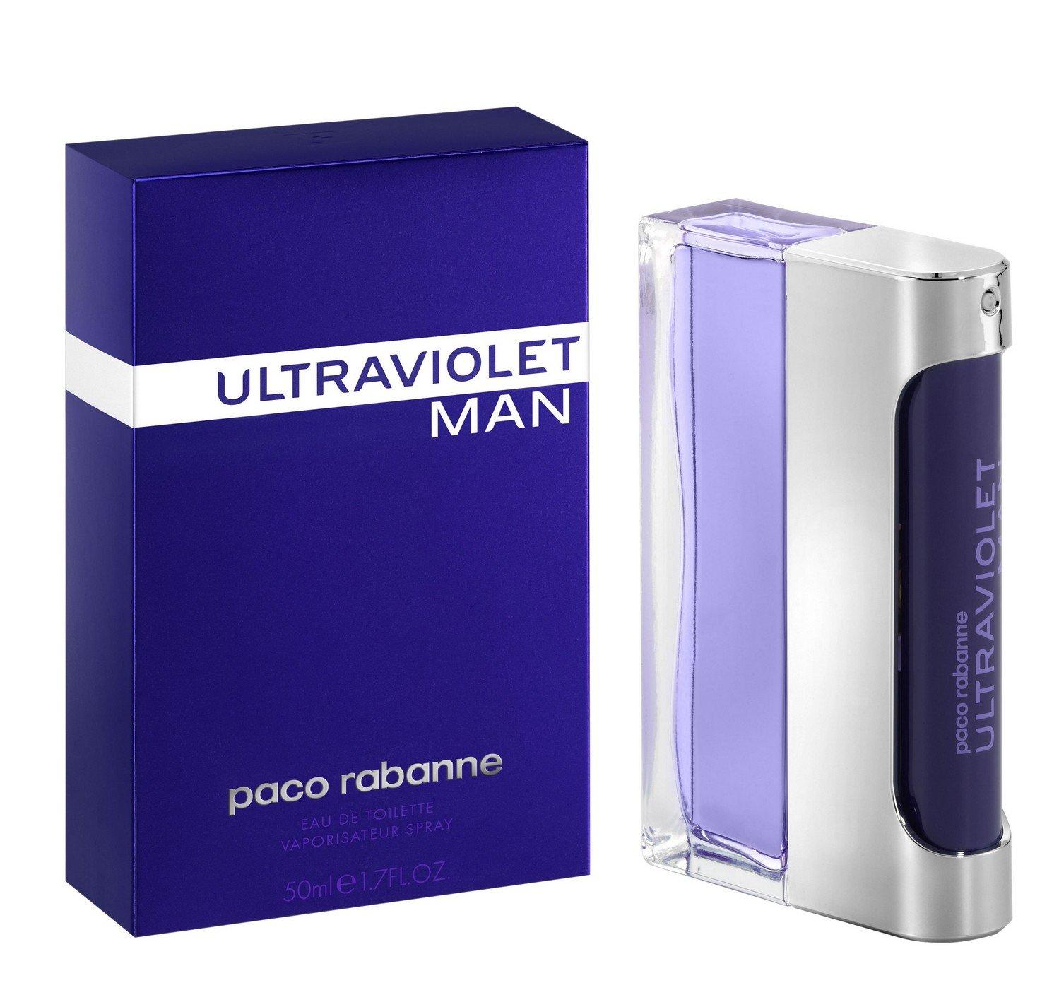 Vapo Edt Paco Man Rabanne Ultraviolet 50ml q5R3AjLSc4