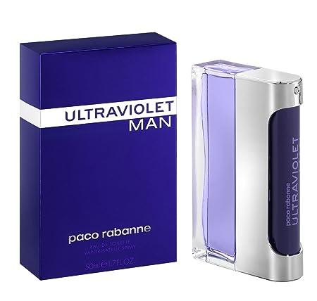 Ultraviolet By Paco Rabanne For Men. Eau De Toilette Spray 1.7 Ounces