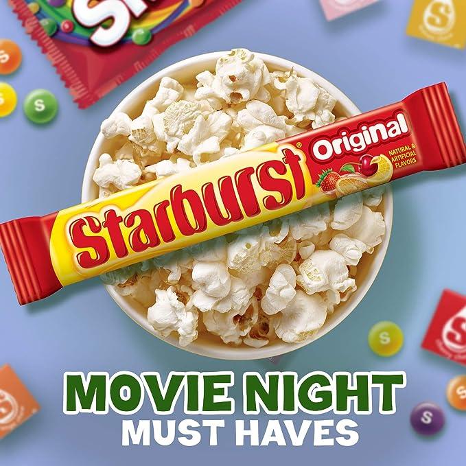 Skittles Starburst, Fruity Candy Variety Box, 30 Single Packs: Amazon.es: Alimentación y bebidas