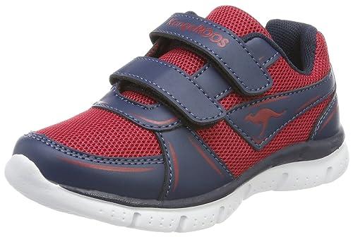 Kangourous V K-reg, Chaussures Enfants Unisexe, La Pourriture (k Rouge Marine / Dk), 29 Eu
