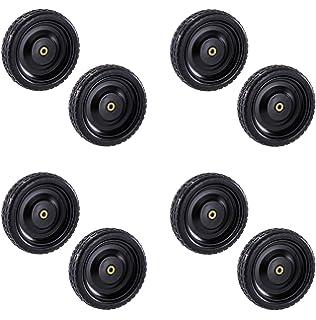 Amazon com : 8x300x4 Carlisle Flatproof Tire Walker Mower Deck