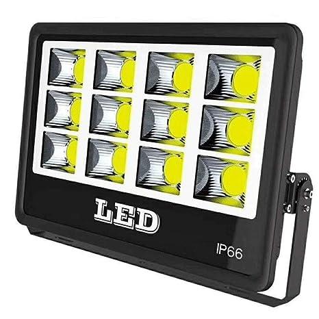 Foco Proyector LED Sensor De Movimiento, Bombilla Halógena Super ...