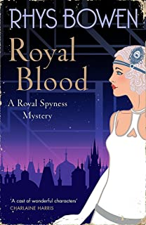 Queen of hearts her royal spyness 8 amazon rhys bowen royal blood her royal spyness fandeluxe Choice Image