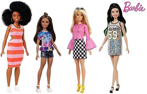 Barbie Fashionistas Doll and Fashions