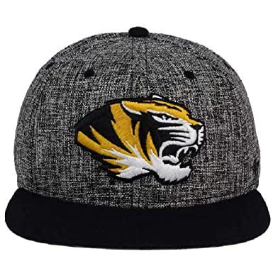 2c3792dcdab 47 Missouri Tigers Weaver Captain Adjustable Snapback Hat Cap