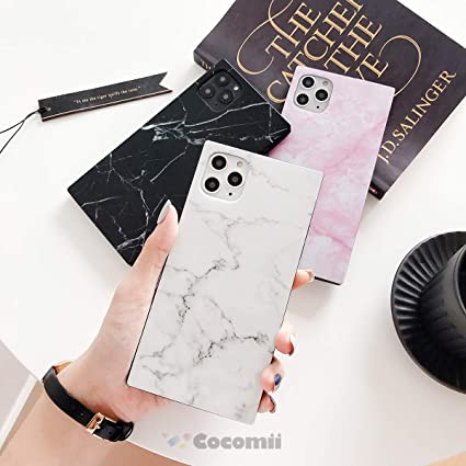 Cocomii Trunk Marble Armor Iphone 11 Pro Case New Square Granite Ultra Hd Vivid Pattern Never Fade Anti Scratch Shockproof Bumper Slim Rectangle
