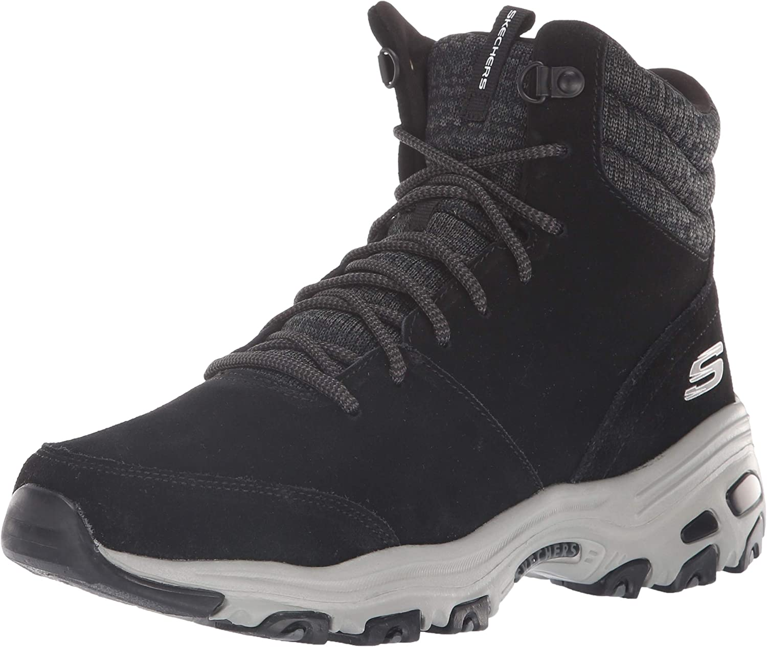 Skechers D'lites-Chill Flurry, Botines para Mujer