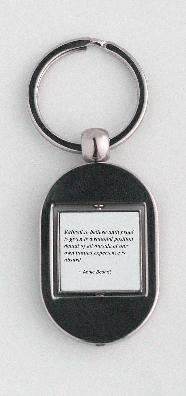 Refusal to Believe hasta prueba es dado es una posición ...