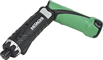 Hitachi DB3DL2 Power Cordless Screwdriver Kit, 3.6V 1.5Ah Lithium Ion Battery - 2, Dual Position, LED Light, Lifetime Tool Warranty